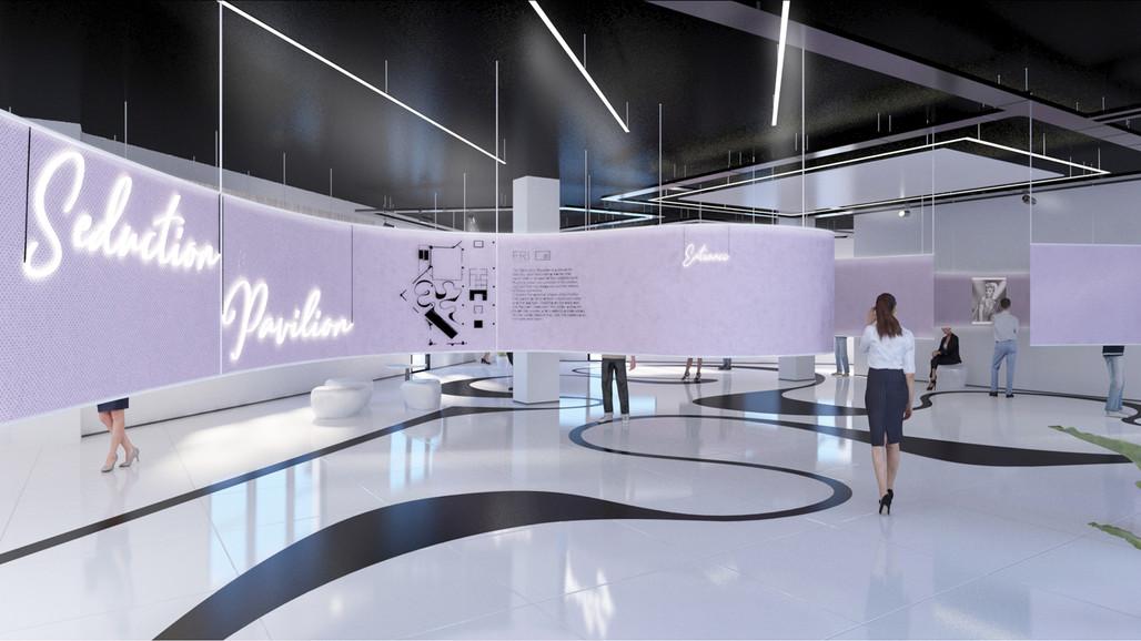 Exhibition Design Entrance