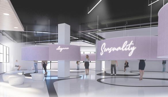 Exhibition Design Space
