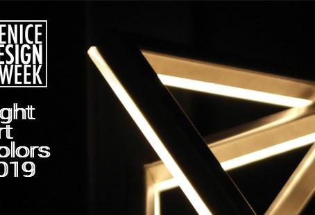 Venice Design Week - Light, Art,Colors 2019