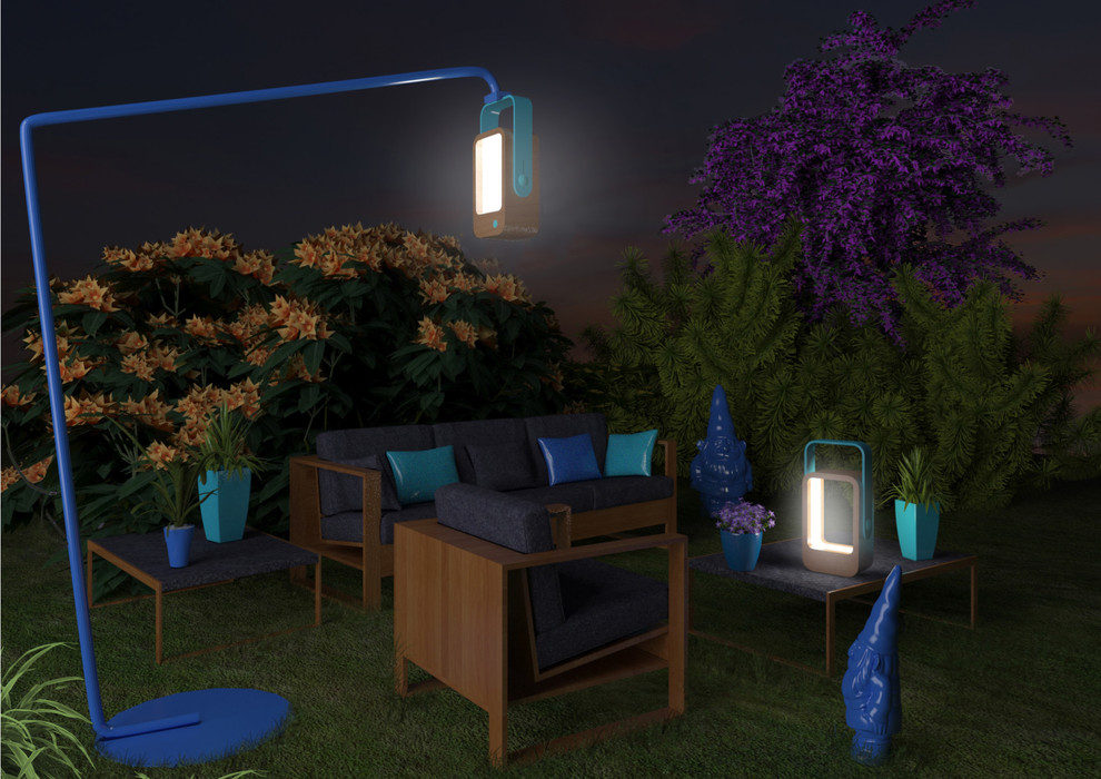 Lampable outdoor version