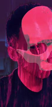 Cyber Skull Punk MK1