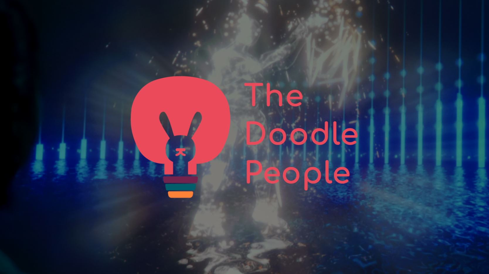 The Doodle People Logo Motion Graphics A