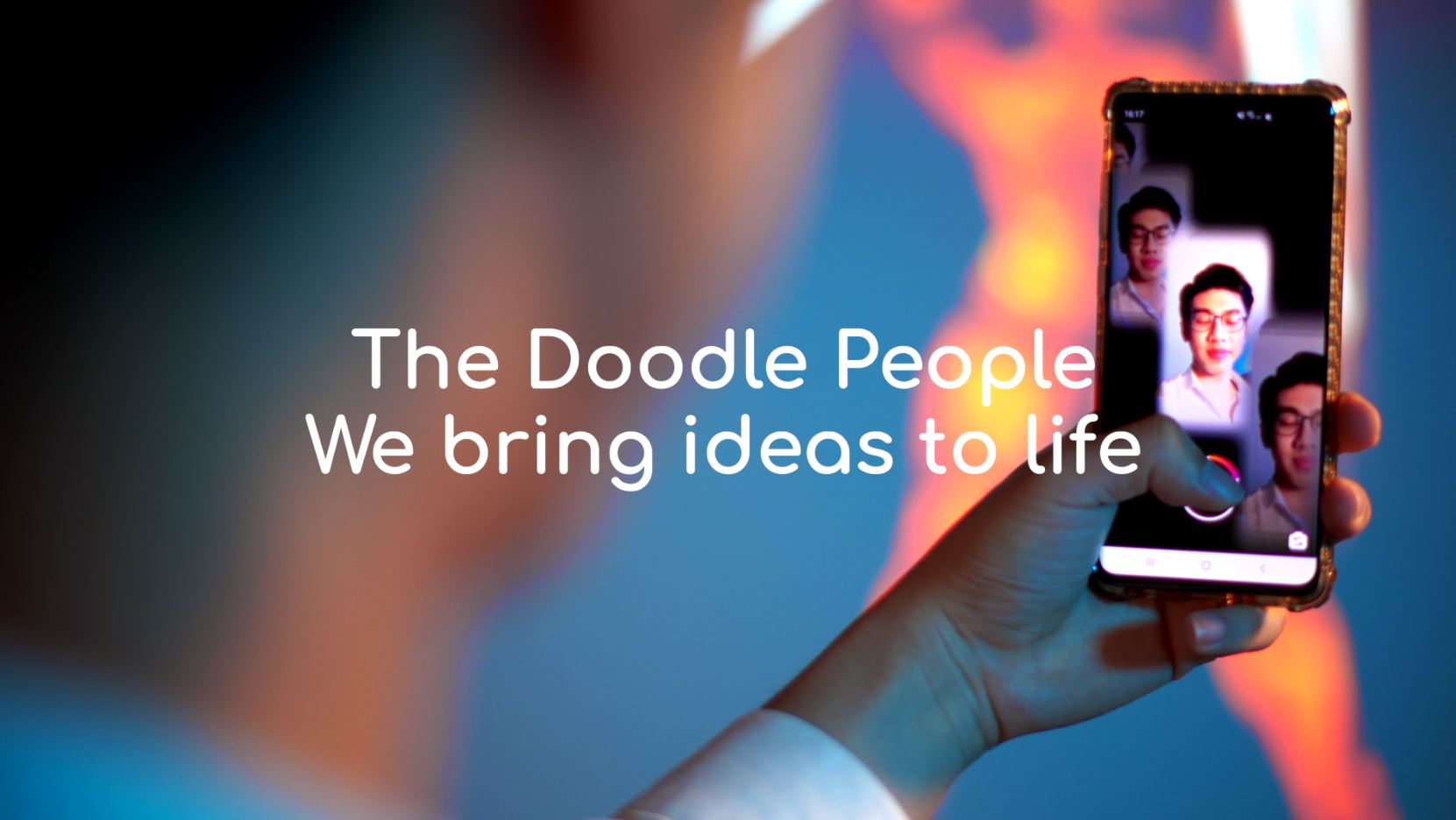 The Doodle People We Bring Ideas To Life