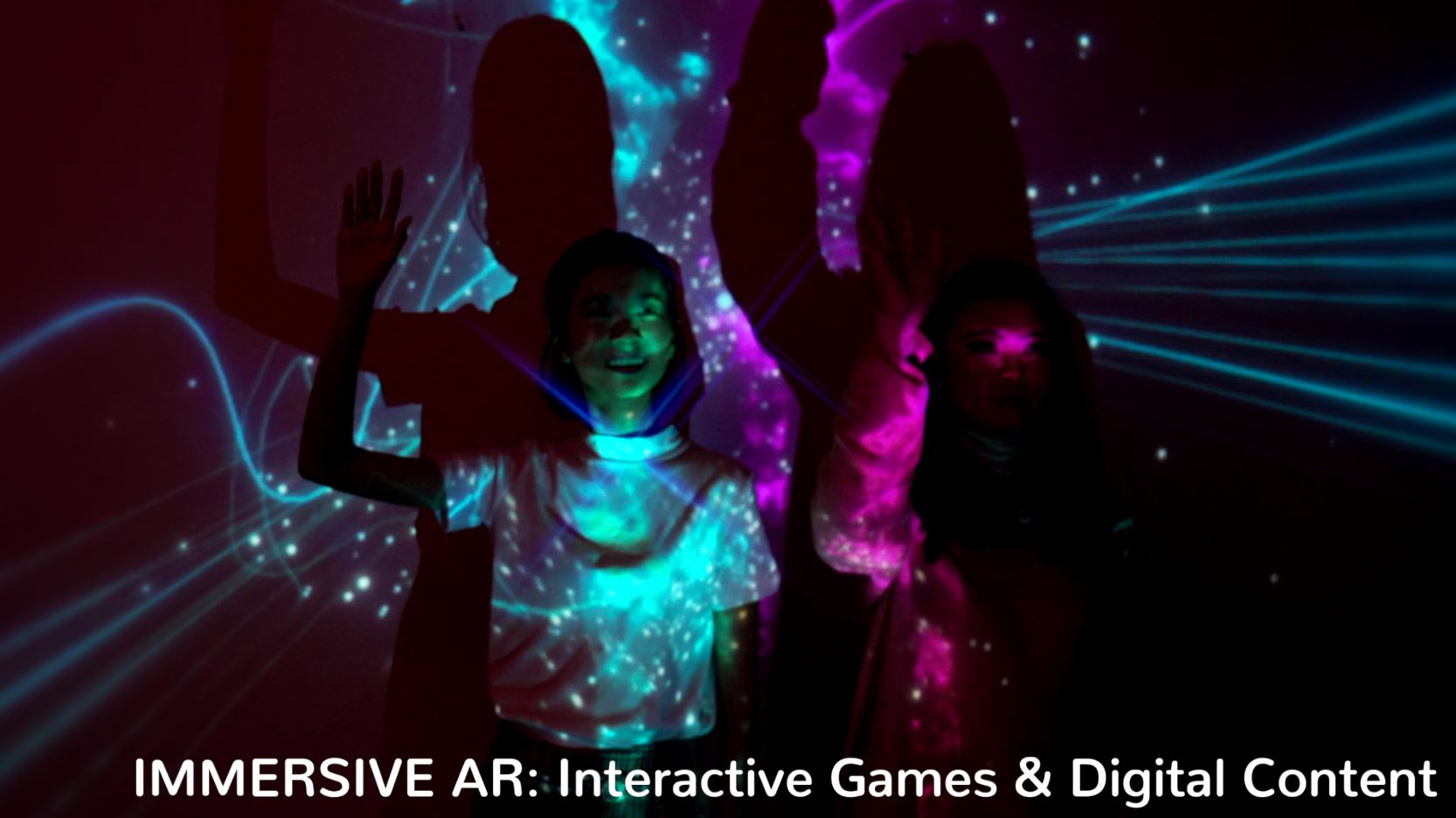 Immersive Augmented Reality TDP Interact