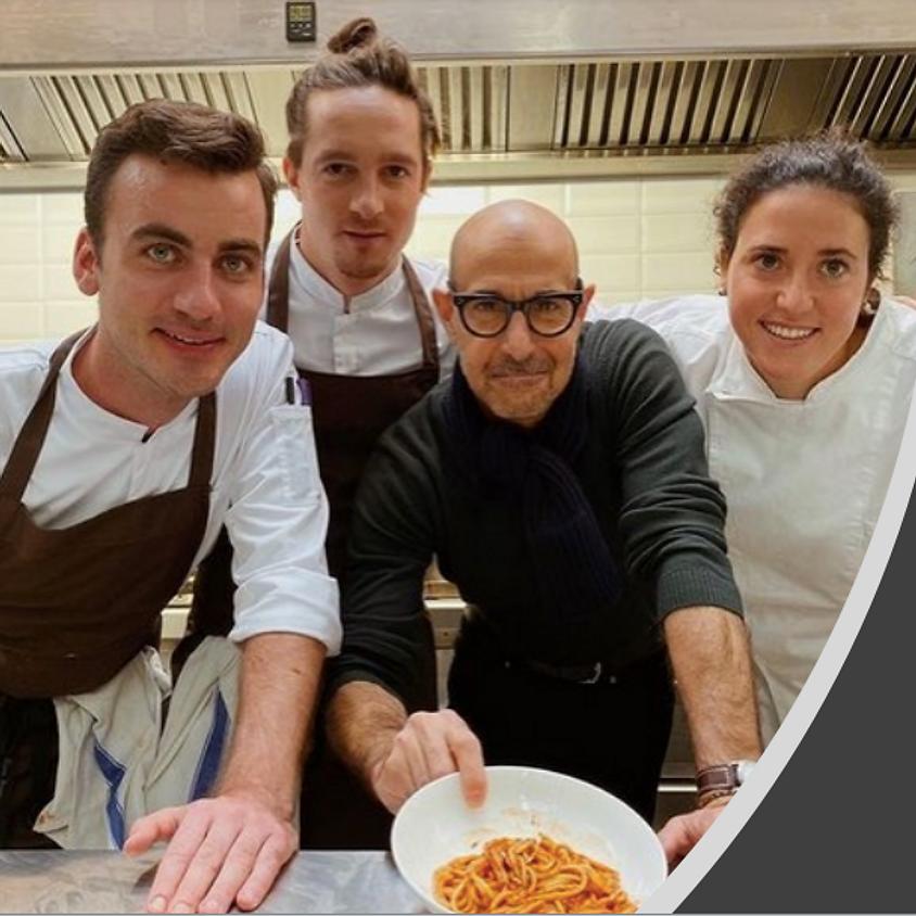 Master Chef Antonio Badalamenti's Culinary Journey