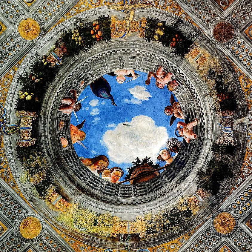 A Traveler in Italy Series presents The Princely Court of Mantua