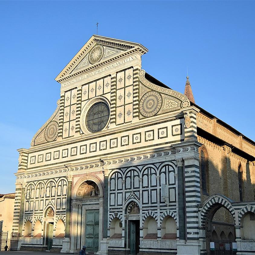 Florence's Great  Monuments Series: Santa Maria Novella