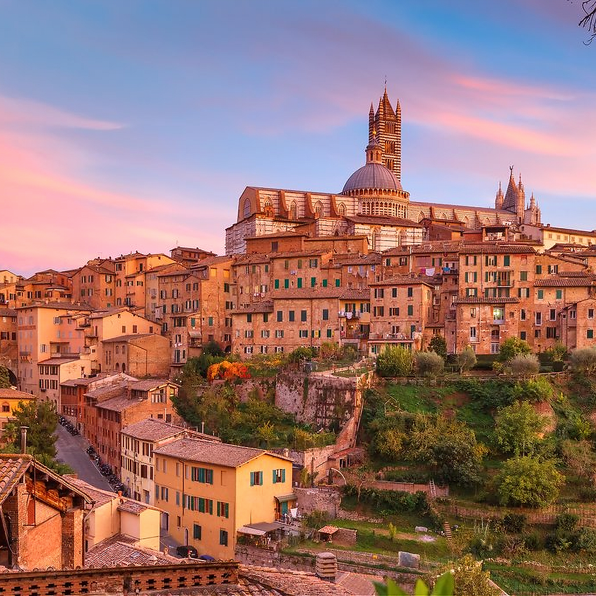 A Traveler in Italy Series presents Siena: A Gothic Dream
