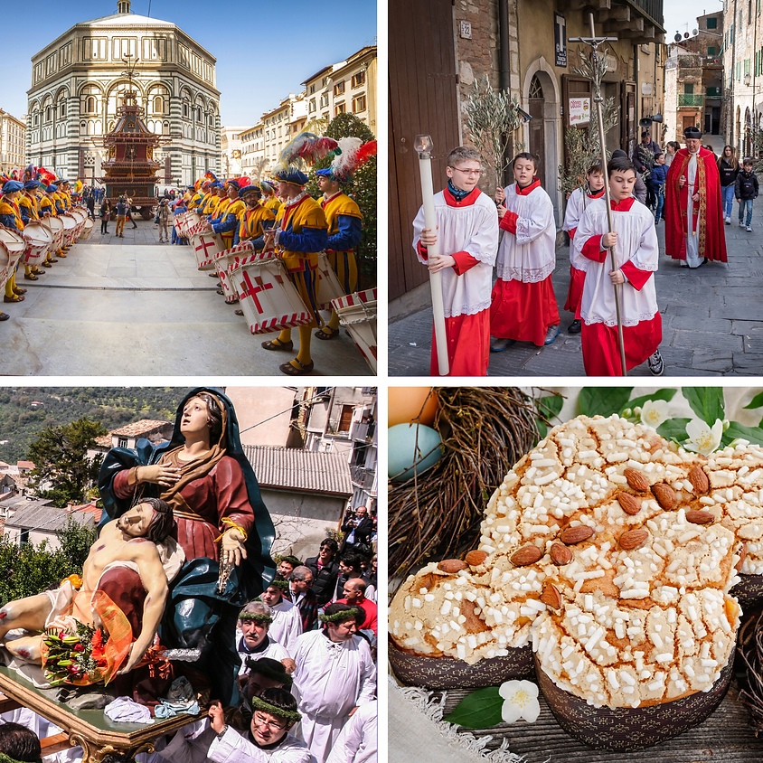 Easter Traditions Across Italy