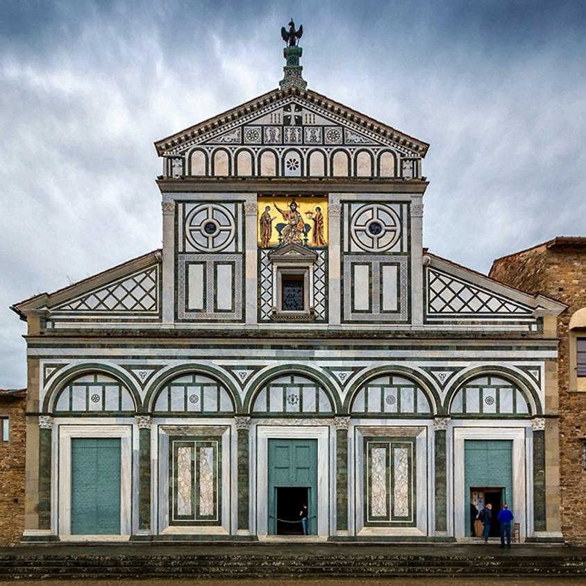 Florence's Great  Monuments Series: San Miniato Al Monte