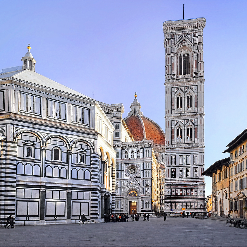 Florence's Great Monuments Series: The Cathedral from the Bottom Up
