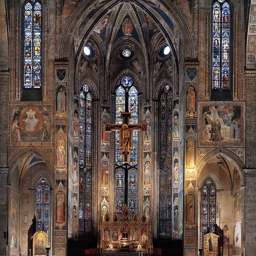 Florence's Great  Monuments Series: Santa Croce