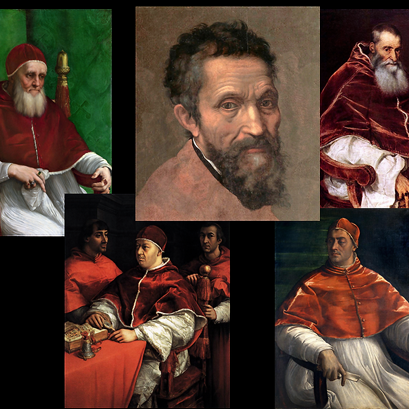 Michelangelo and the Popes (part 2)