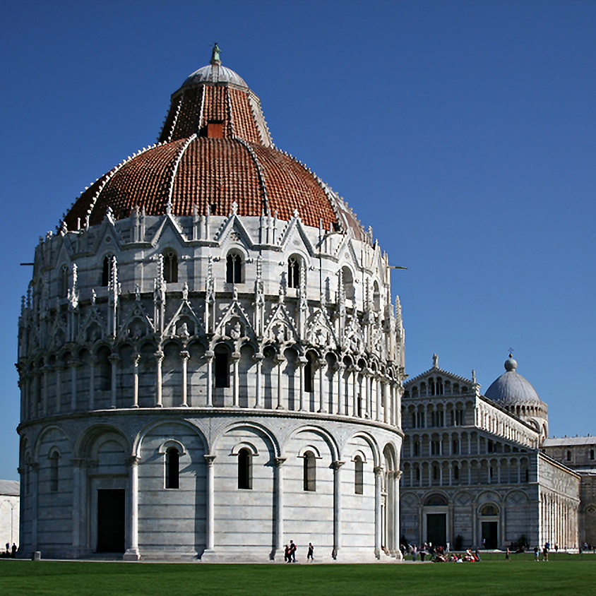 A Traveler in Italy Series presents Pisa and Lucca A Tale of Two Cities