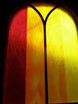 Vitraux, Chapelle Saint Anne
