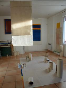 Atelier Maya,rue de Chateaudun, 2015