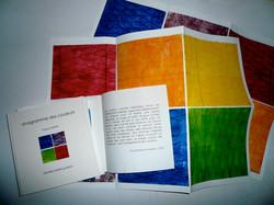 Anagramme des couleurs, 2014