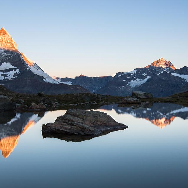 Lumisille vuorille