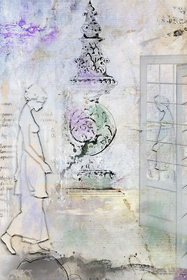 nainen,vaalea,mekko,mies,puku,ovi,kaupunki,silhuetti,katu,pastelli,kohtaaminen,turkoosi,kirjoitus,surrealistinen,mielikuvitus,mielikuva,ihminen, kaksi,siluetti,graafinen