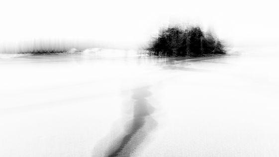 Antti Kauppi, sarjasta Läpi jään ja veden, Railo