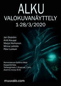 juliste_ALKU_1-28.3.2020_Galleria West_M