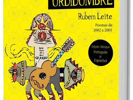 """Entrevista com o Rubem Leite, autor de """"Urdume/Urdidumbre"""""""