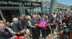 Picture, Ribbon Cutting