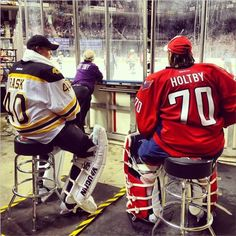BHC, Bruins Goalies