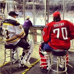 BHC, Bruins Goalies
