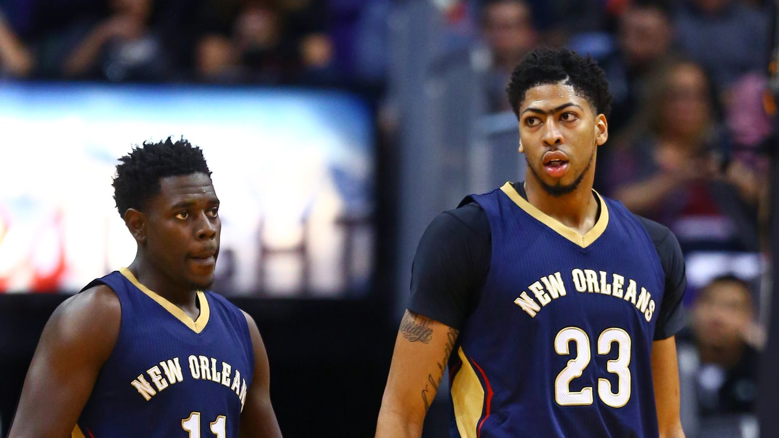 BBC, Pelicans, players