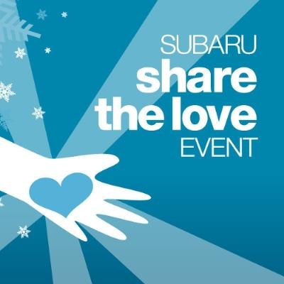 Subaru Share the Love logo