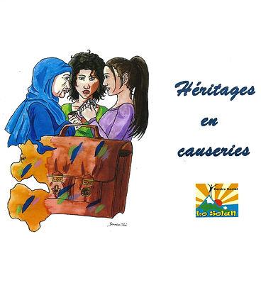 Héritages en causeries recueil témoignages femmes