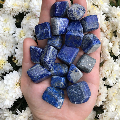 Lapis Lazuli Tumbles
