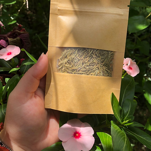 10g Bag of Dried Rosemary