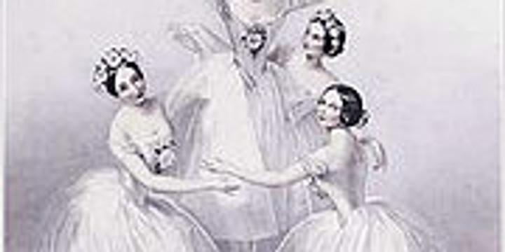ママのためのバレエ (1)