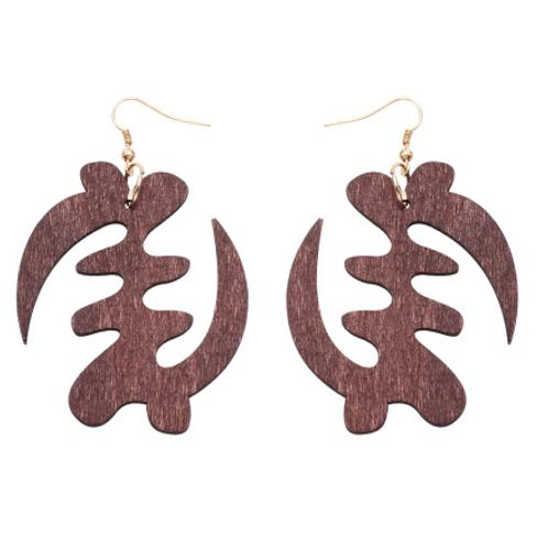 Gye Nyame - Earring