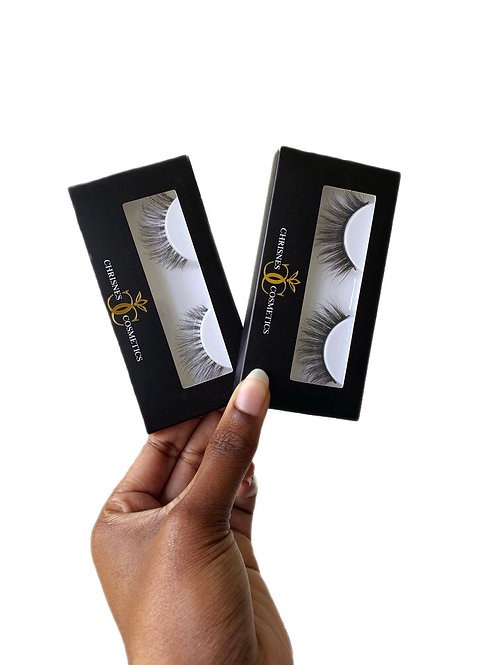 Glam Up - Silk Lashes