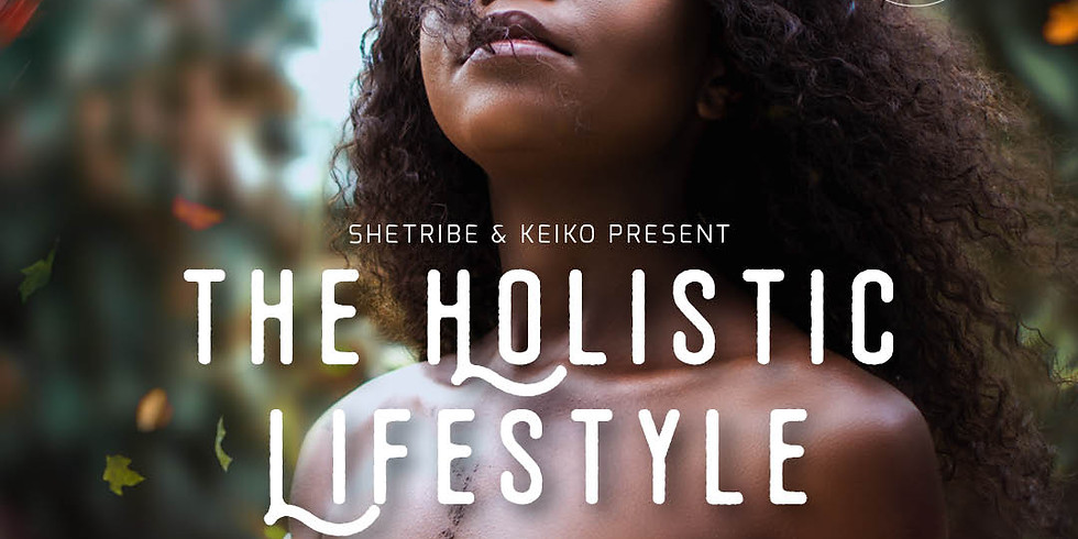 The official Launch -  The Holistic lifestyle