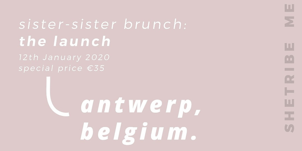 Sister Sister Brunch - Antwerp edition
