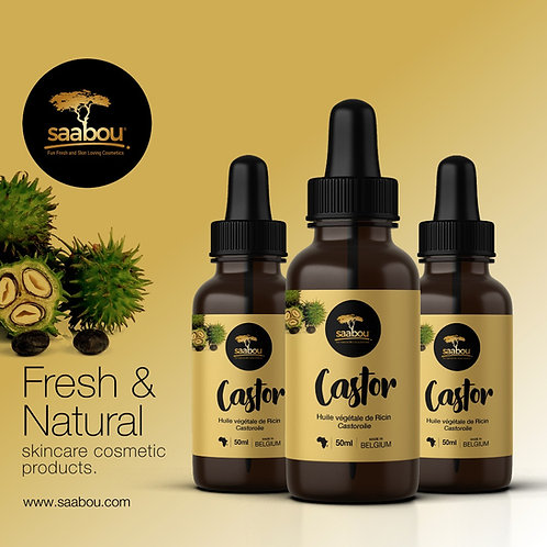 Castor Oil - 50ml
