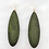 Thumbnail: colored wooden earring