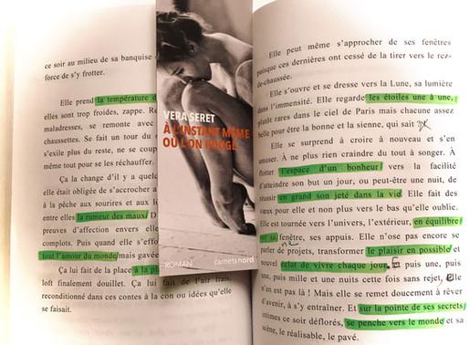 """""""Ça fait très longtemps qu'un livre ne m'avait pas plongée dans une émotion aussi forte..."""""""
