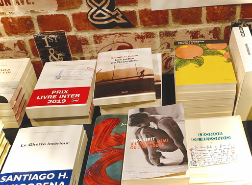 Thé, tartiflette et très créative fin d'année : entre deux romans mais plus que jamais à vos côtés !