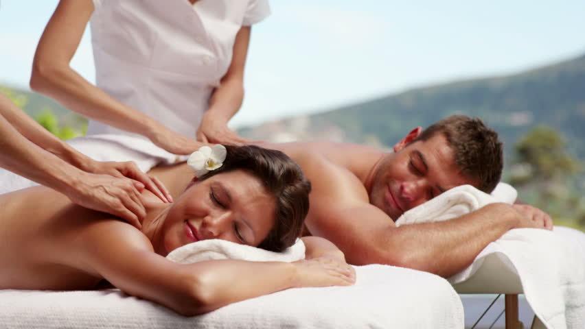 Bliss full Couple's Massage