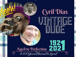 Cyril Dias - 100 Years