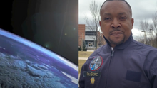 Brian K. Smith seeks to be the 1st African American on The 2021 First All-Civilian Mission to Space