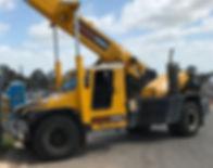 Longreach mobile cranes