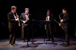 Tzyra Saxophone Quartet