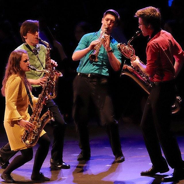Atchara Saxophone Quartet