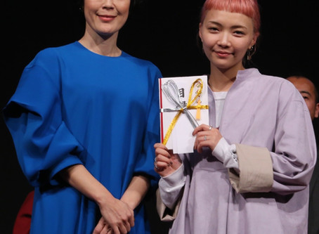 """Jo Motoyo is set to direct a feature film as she wins """"Special Jury Prize"""" at TSUTAYA CREATORS' PROG"""